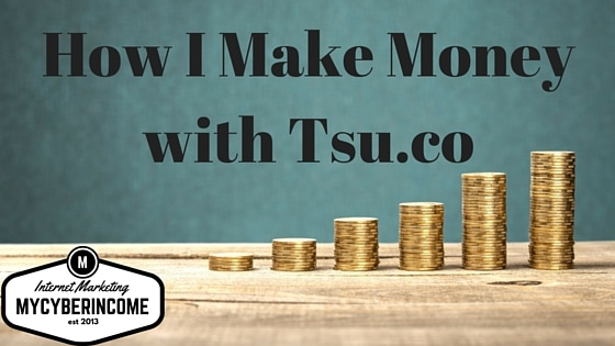 MAKE MONEY ONLINE WITH TSU