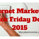 Internet Marketing Black Friday Deals 2015