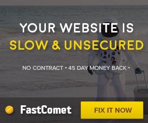 fastcomet hosting reviews