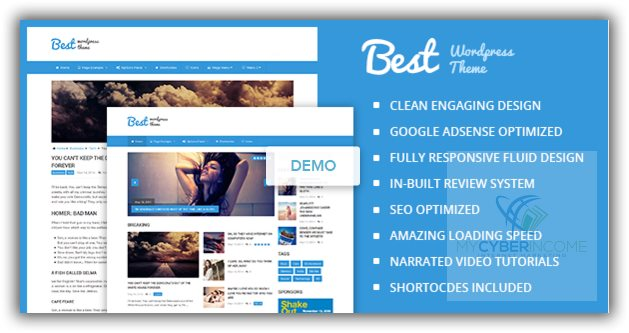 best wordpress premium themes