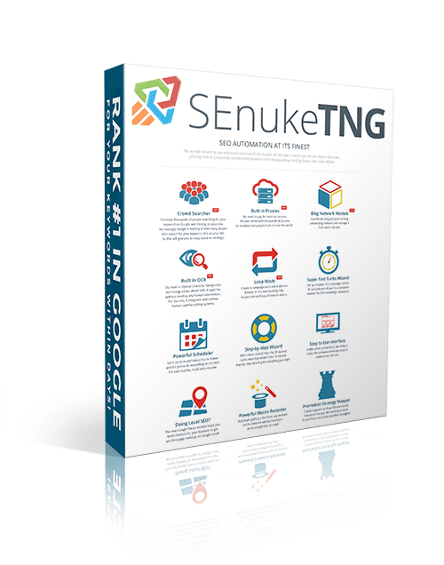 SEnuke TNG review and tutorials
