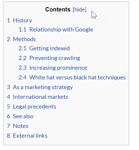 Best WordPress Plugins for wikipedia style menus