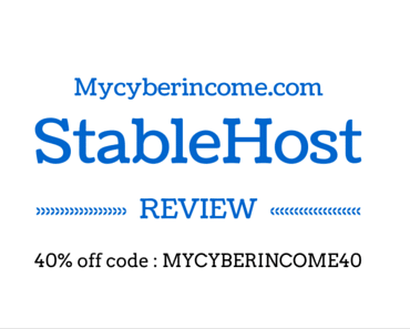 StableHost Review 2019: Best  Upto 70% OFF 1