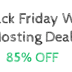 Cyber Monday Web Hosting Deals