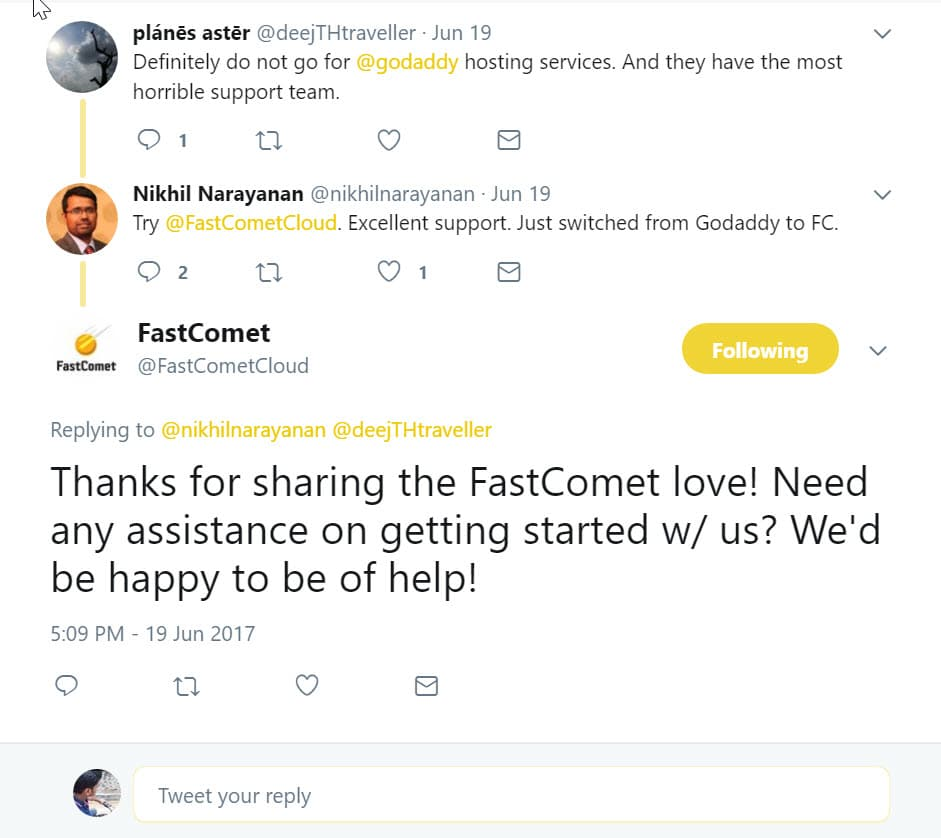 FastComet Review (2019): 10 Exact Things You Need To Know 24
