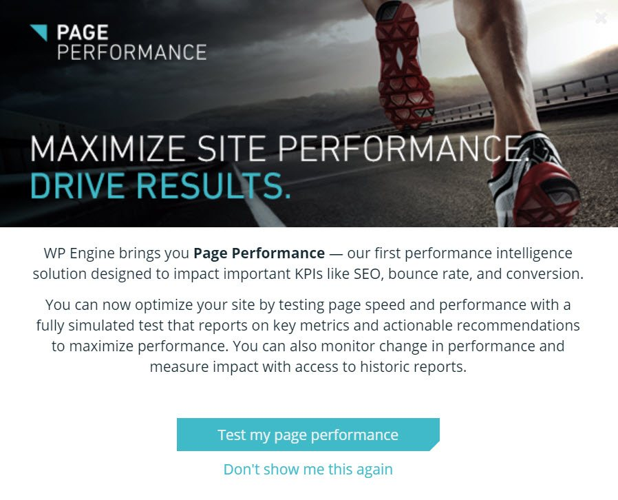 WP Engine Reviews 2018 – Best (Uptime + Performance) 7