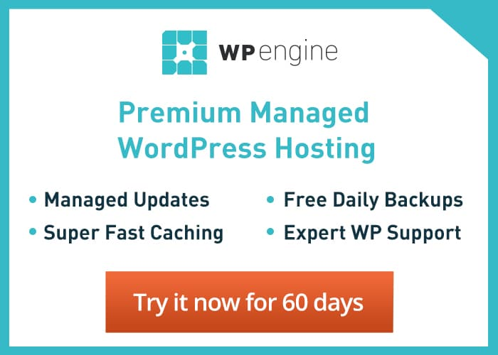 WP Engine Reviews 2018 – Best (Uptime + Performance) 1