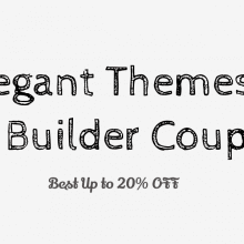 Divi Discount Code Elegant Themes Coupon