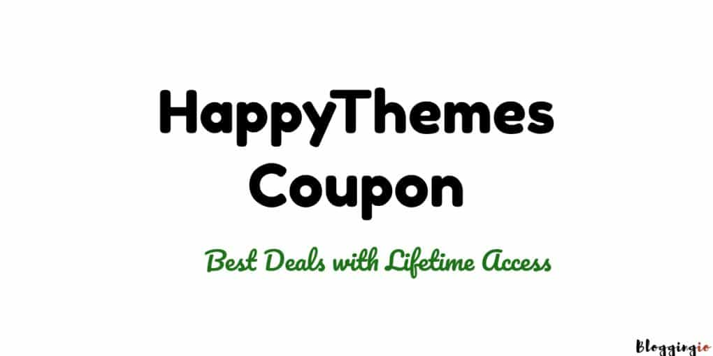 HappyThemes Coupon