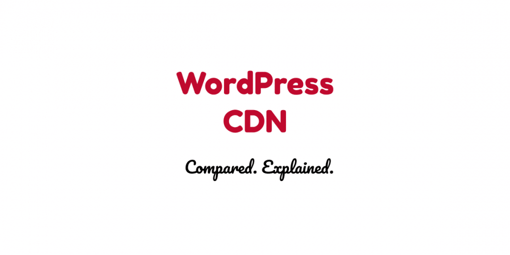 WordPress CDN