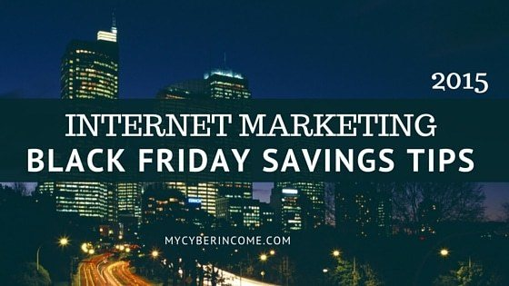 Black Friday Savings Tips
