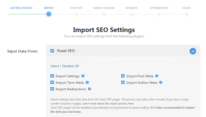 The Perfect Rank Math WordPress SEO Plugin Settings(v1.0.16) 5