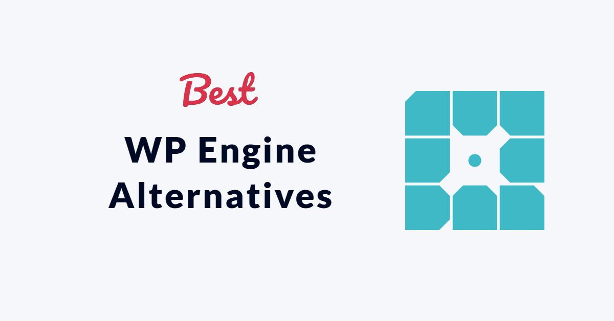 WP Engine Alternatives