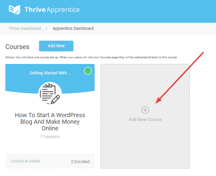 Thrive Apprentice Review: How To Create Courses (Tutorial) 1