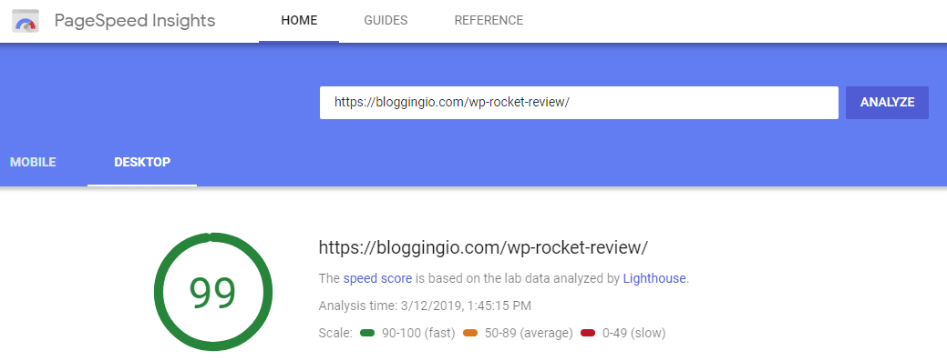 WP Rocket Review 2019: The #1 Caching Plugin For WordPress 5