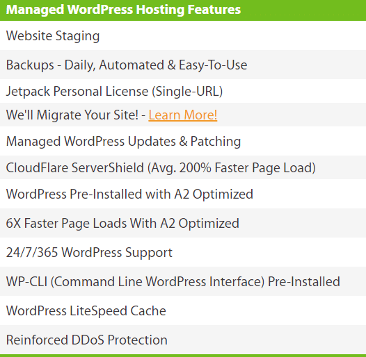5 Best Managed WordPress Hosting in India 2019 3