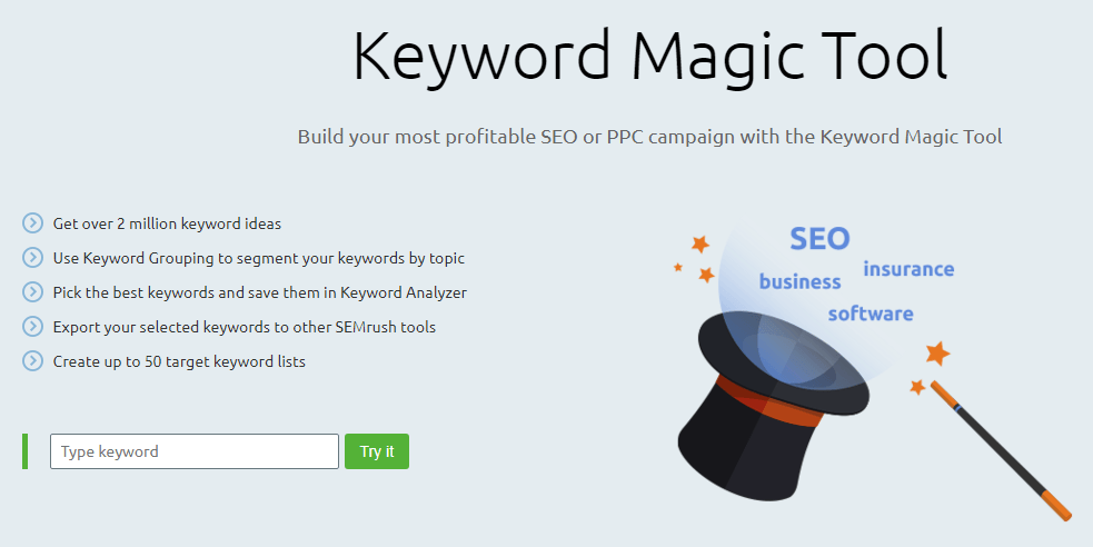 Best Keyword Research Tools 2019 For Better SEO 4