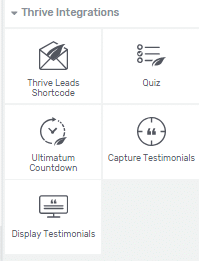 Thrive Architect Review: Pricing & Templates 11