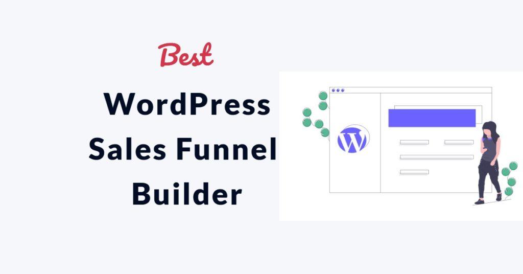WordPress Sales Funnel Builder