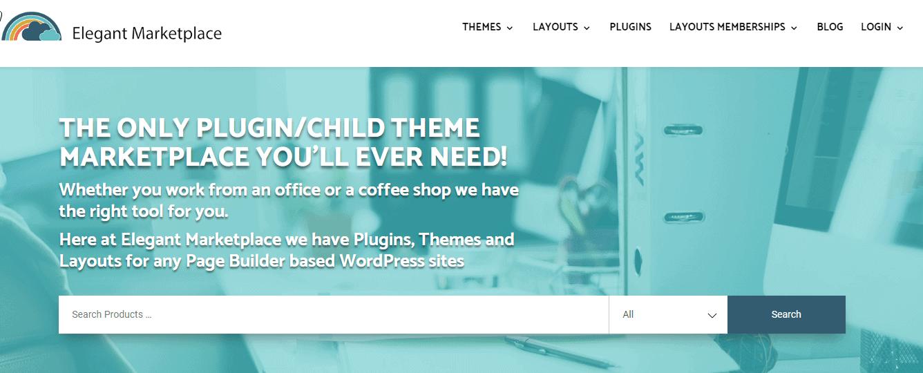 5 Best Divi Marketplaces to Buy Divi Child Themes & Layout 2