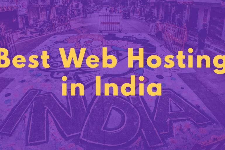 Best Web Hosting India Bloggingio