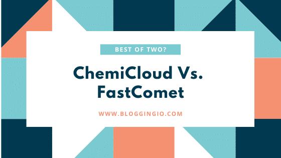 ChemiCloud Vs FastComet