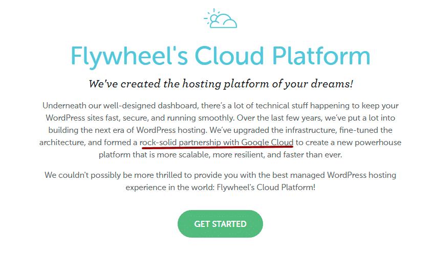 Flywheel Features