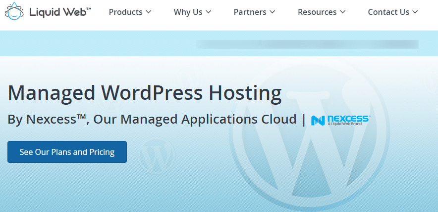 Liquid Web Nexcess WordPress Hosting Bloggingio