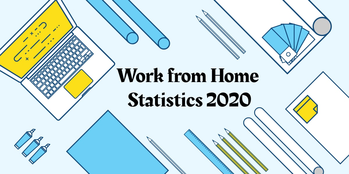 Work from Home Statistics 2020