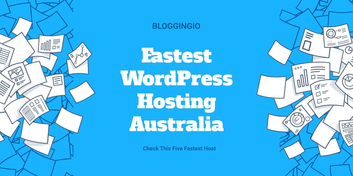 Fastest WordPress Hosting Australia