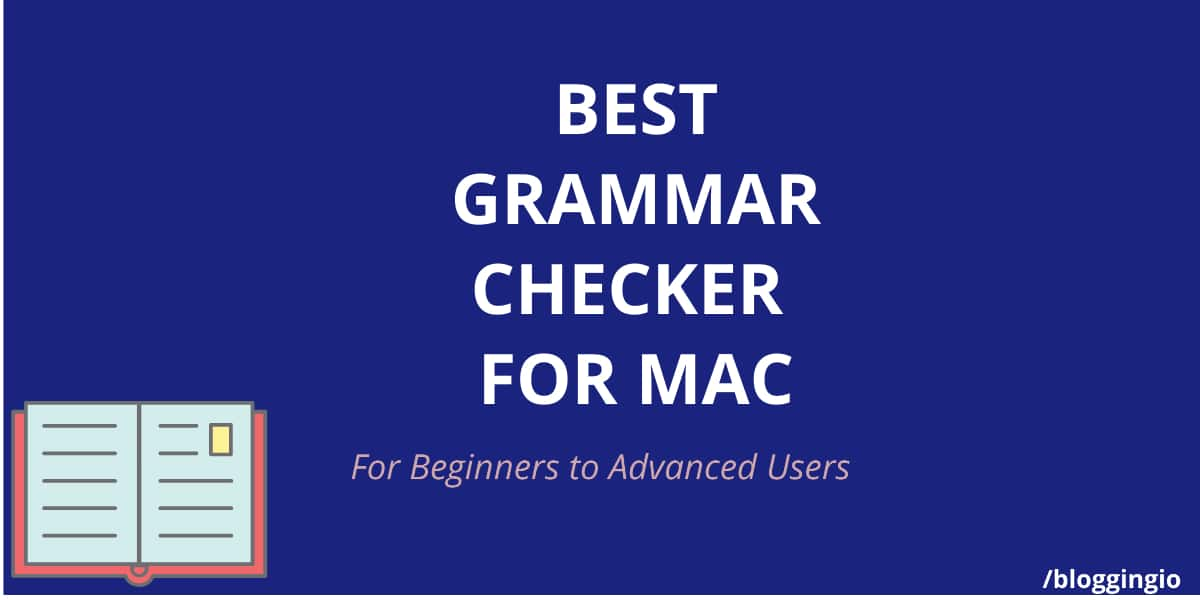 Grammar Checker For Mac