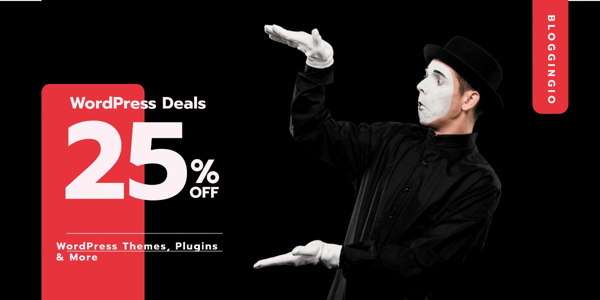 4th of July WordPress Deals
