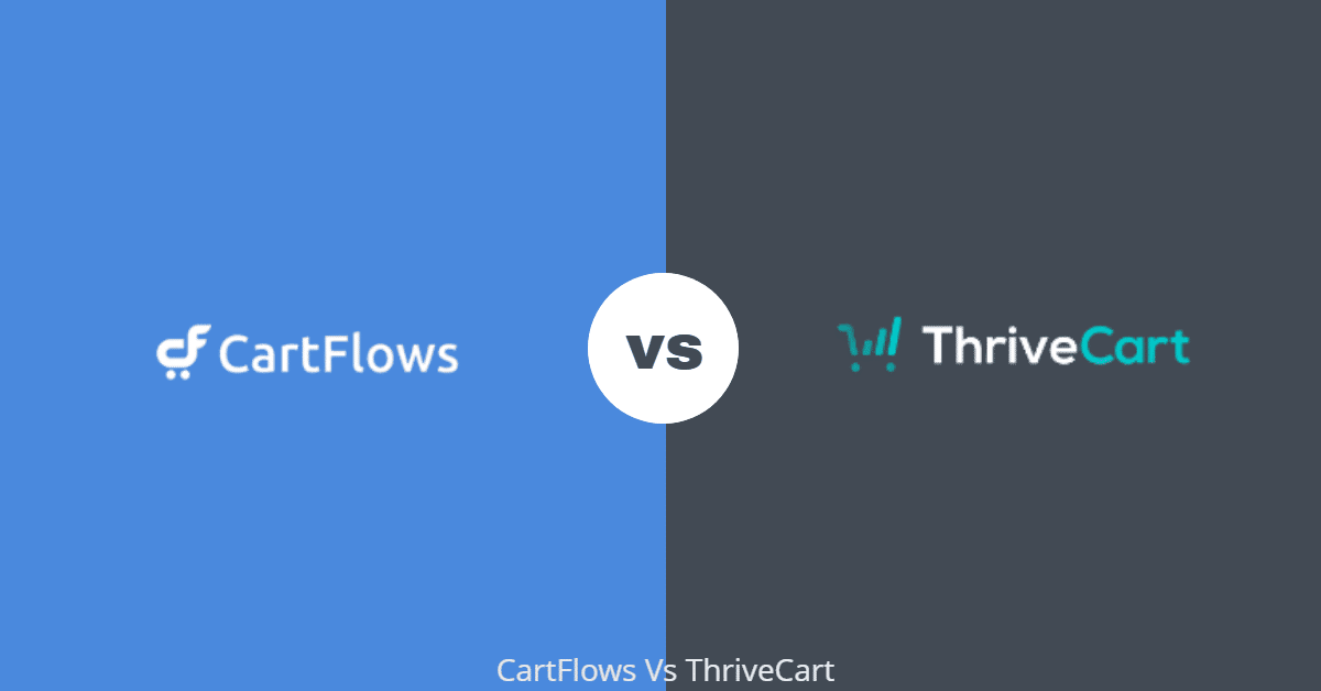 CartFlows Vs ThriveCart