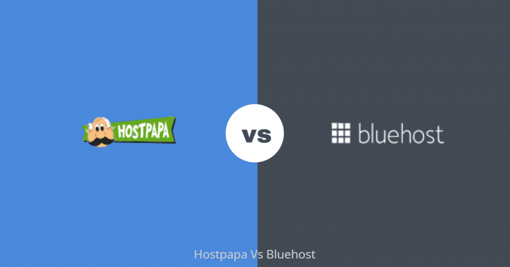 Hostpapa vs Bluehost