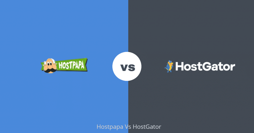 HostPapa Vs HostGator