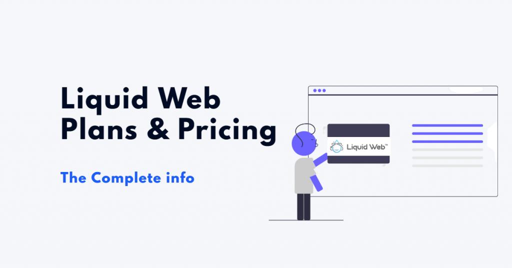 Liquid Web Pricing