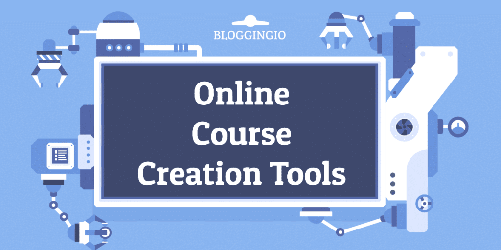 Online Course Creation Tools