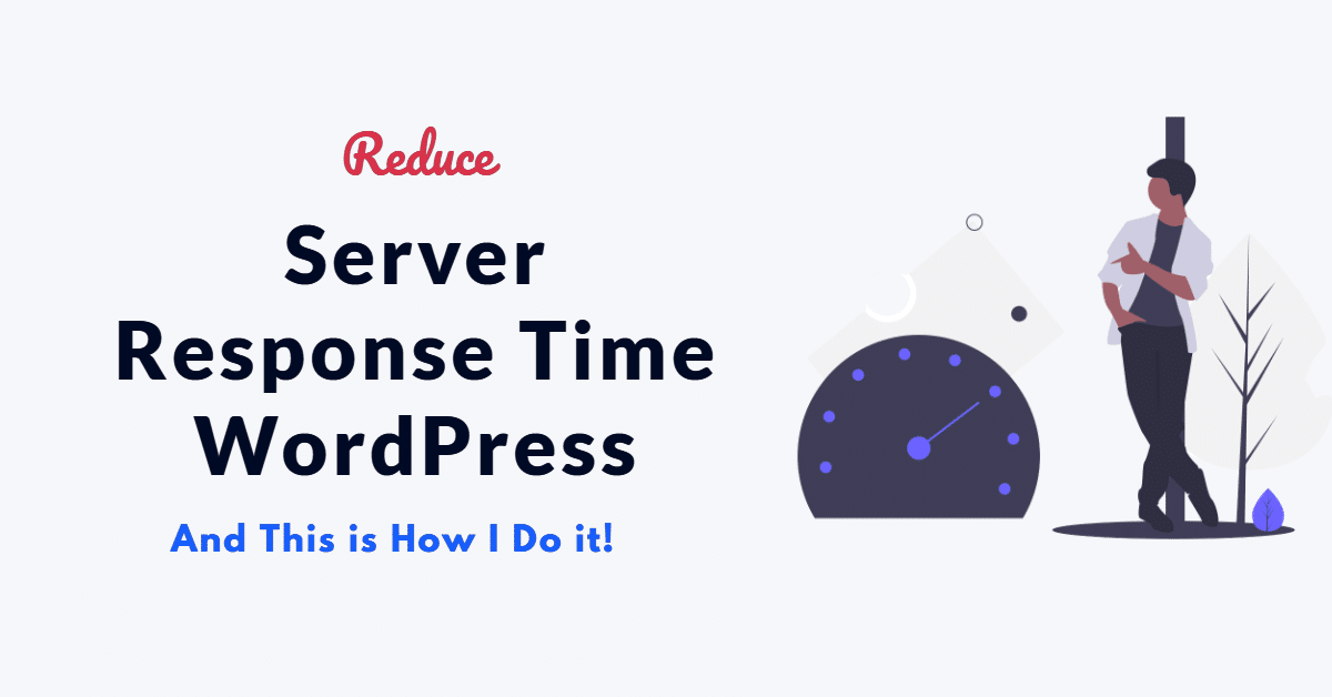 Reduce Server Response Time WordPress