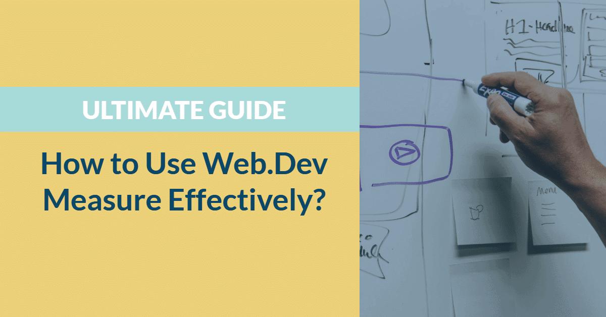 Web Dev Measure