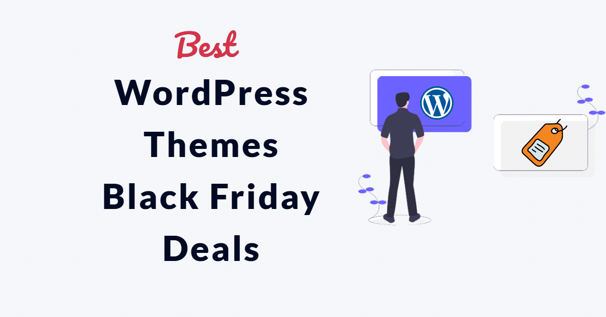 WordPress Themes Black Friday Deals