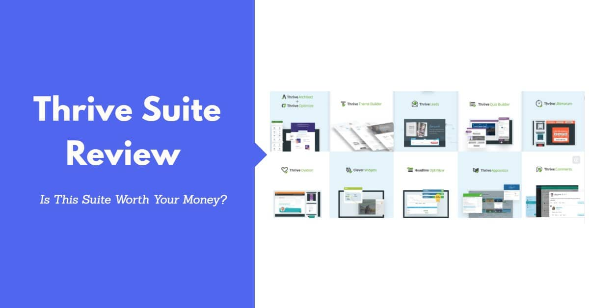 Thrive Suite Review